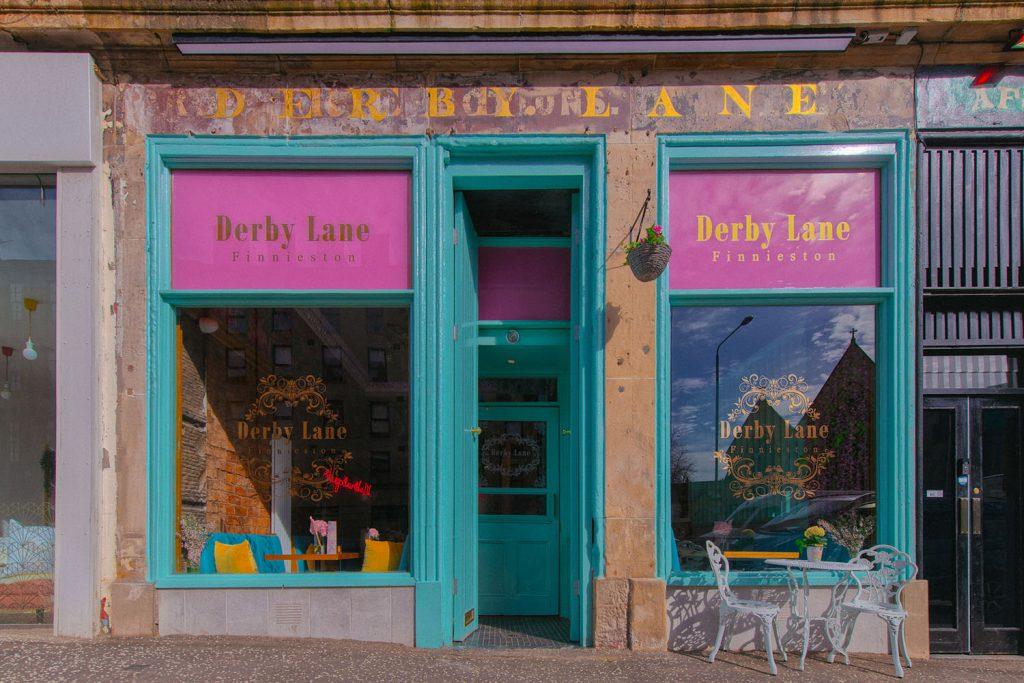 Derby Lane exterior