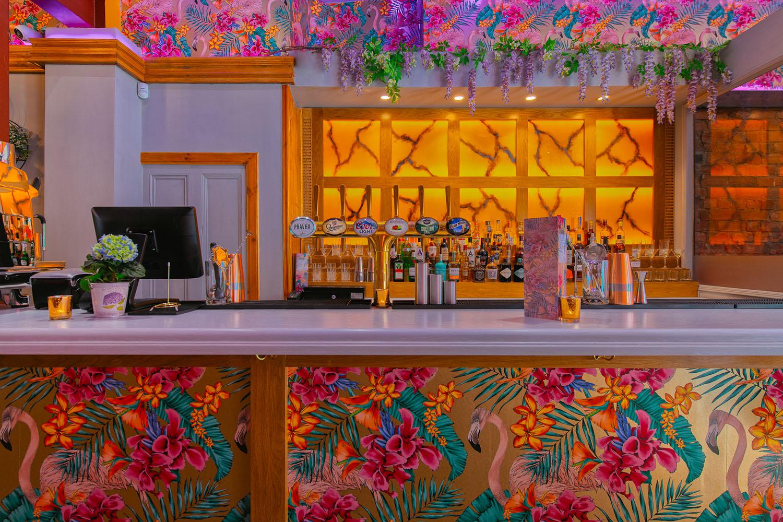 Derby Lane bar